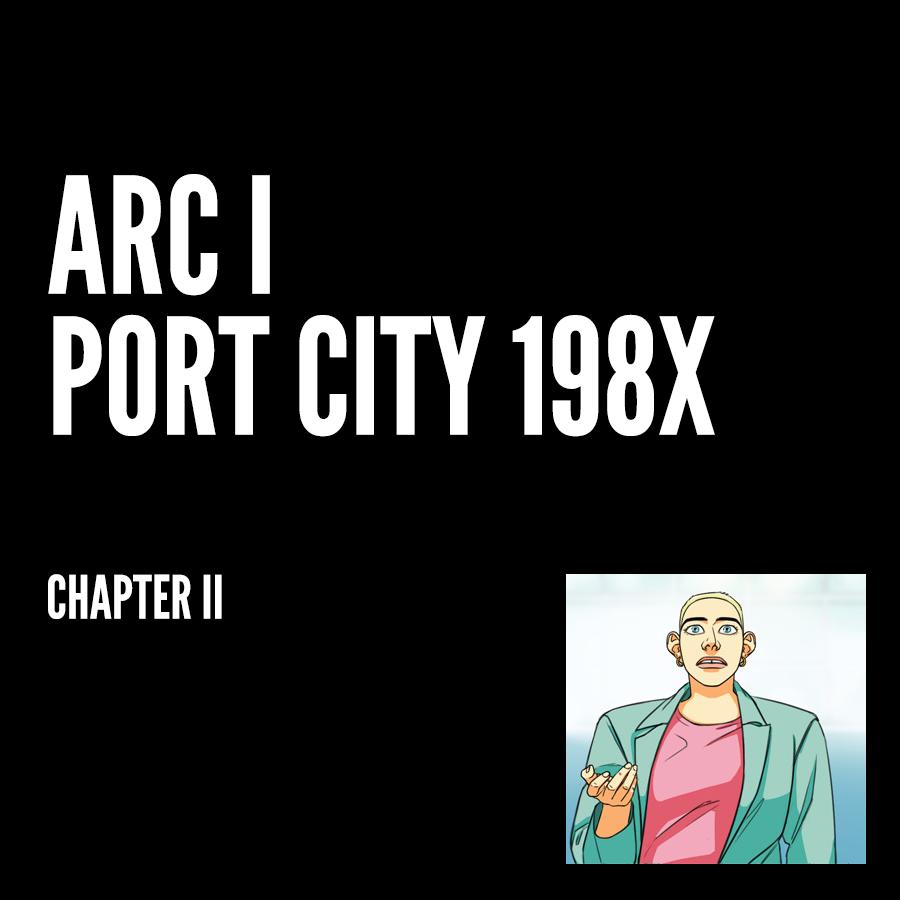 Arc I – Chapter II
