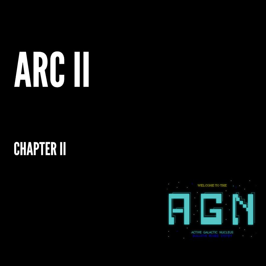 Arc II – Chapter II