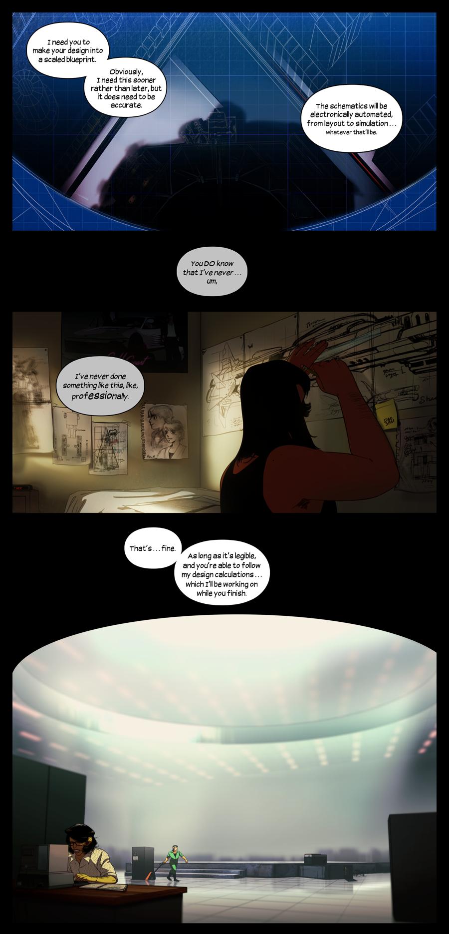 Arc III – Chapter I . 21