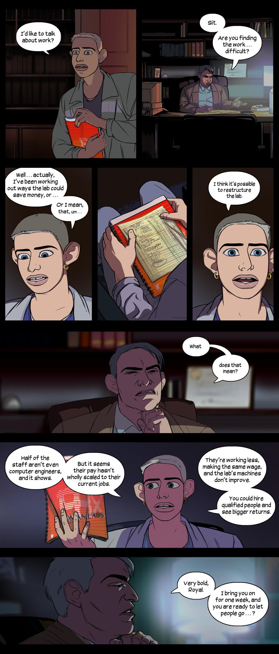 Arc II – Chapter I . 29