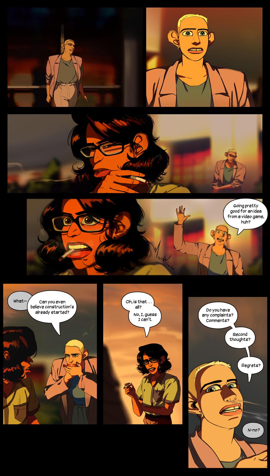 Arc III – Chapter III . 3