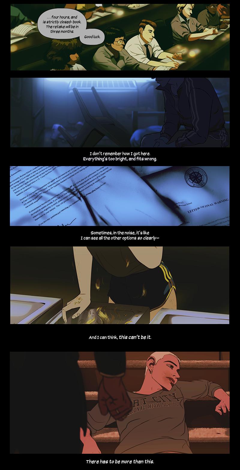 Arc II – Chapter III . 20