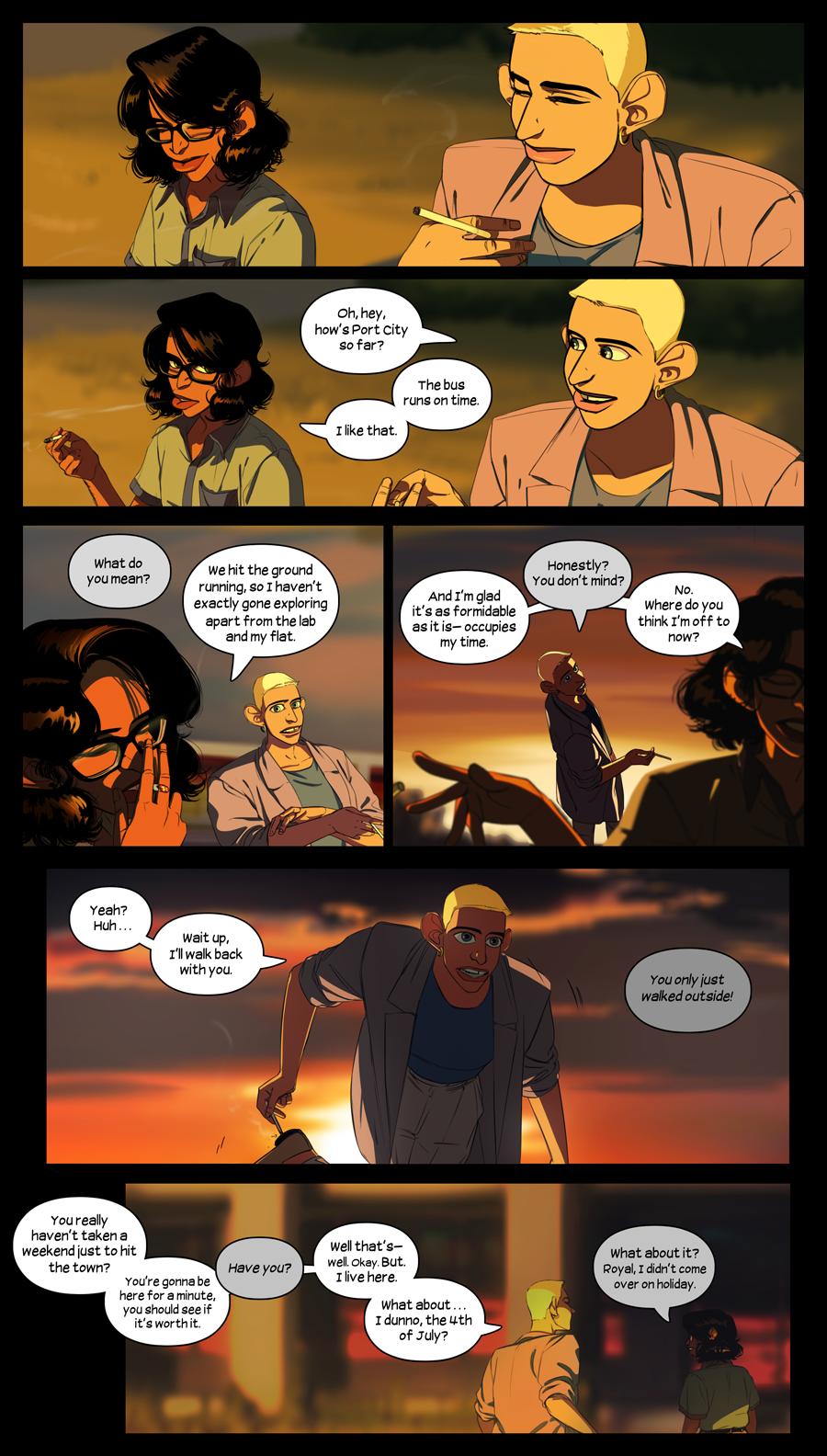 Arc III – Chapter III . 5