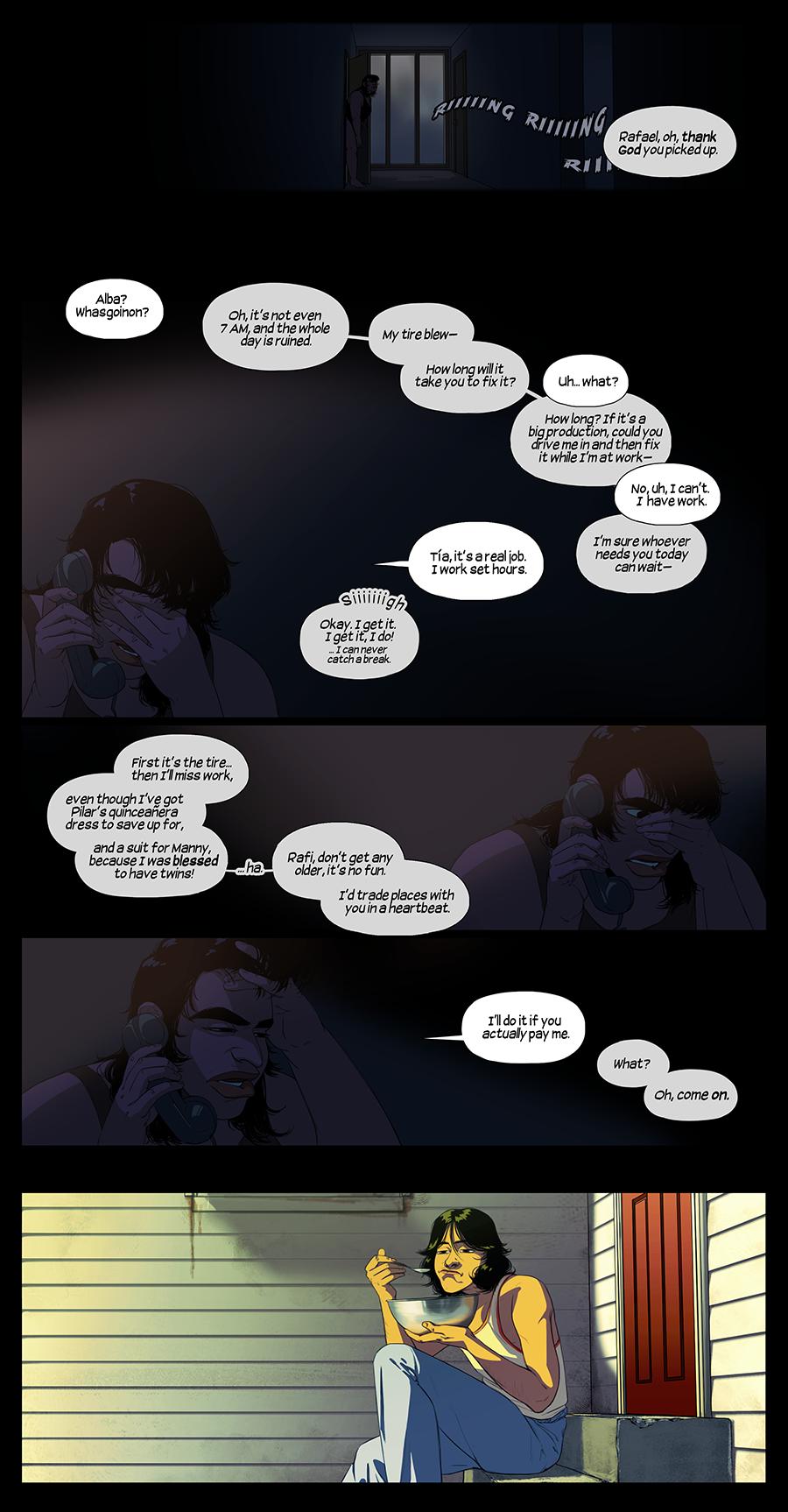 Arc III – Chapter III . 6