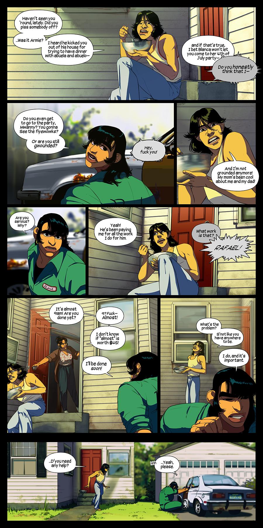 Arc III – Chapter III . 7