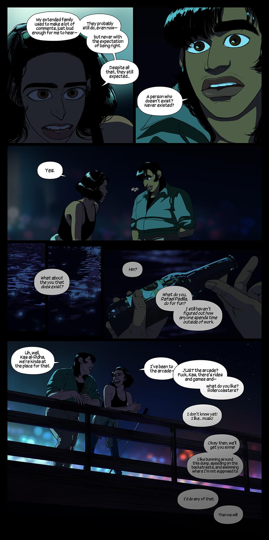 Arc III – Chapter IV . 14