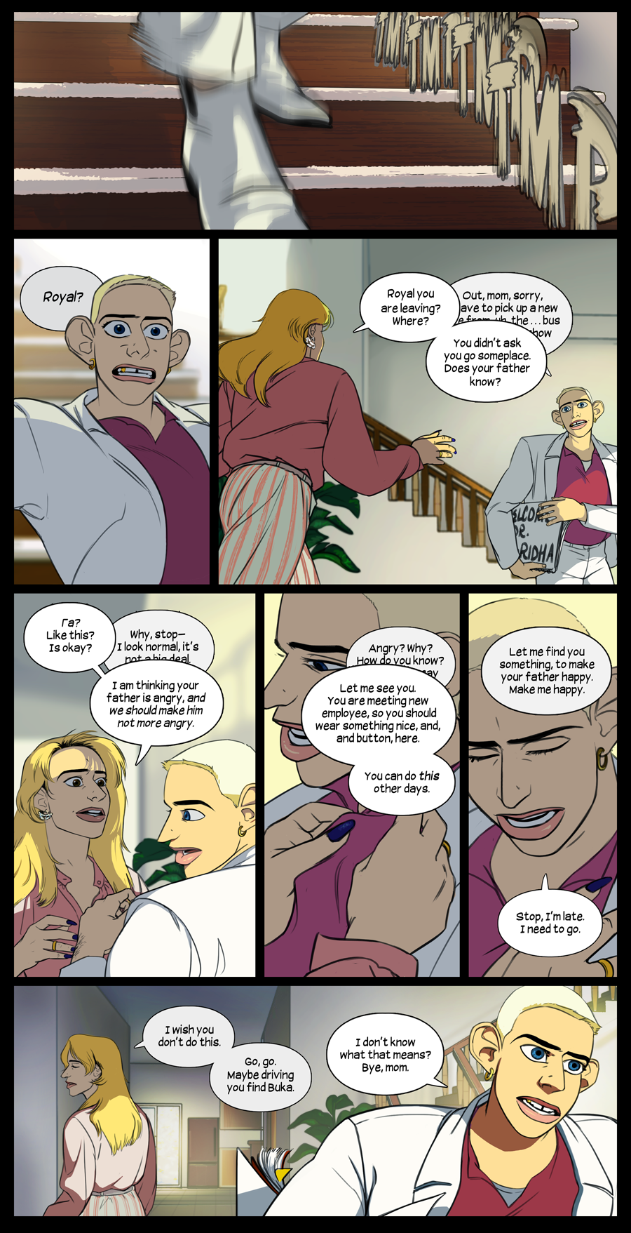 Arc II – Chapter IV . 20