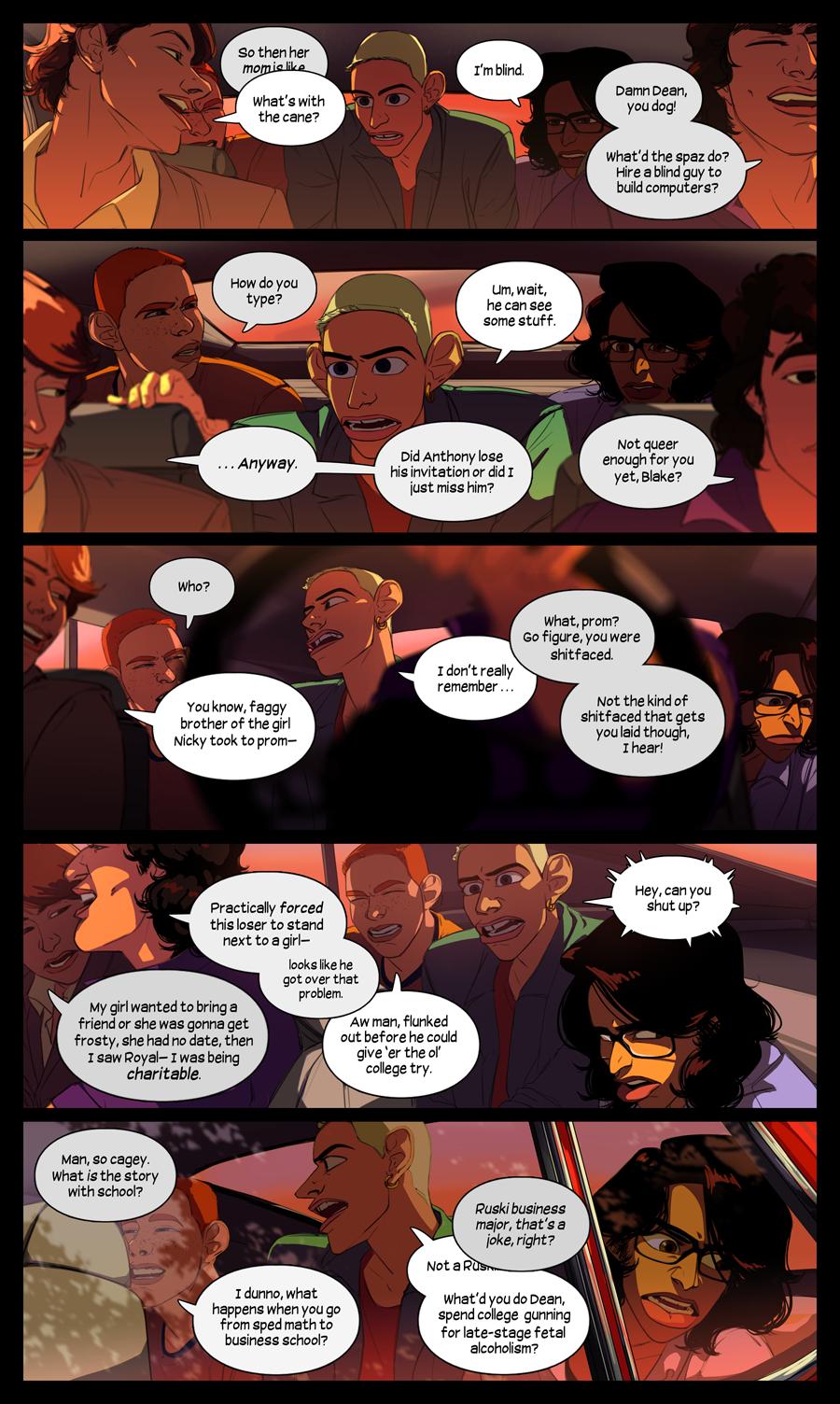 Arc III – Chapter IV . 8