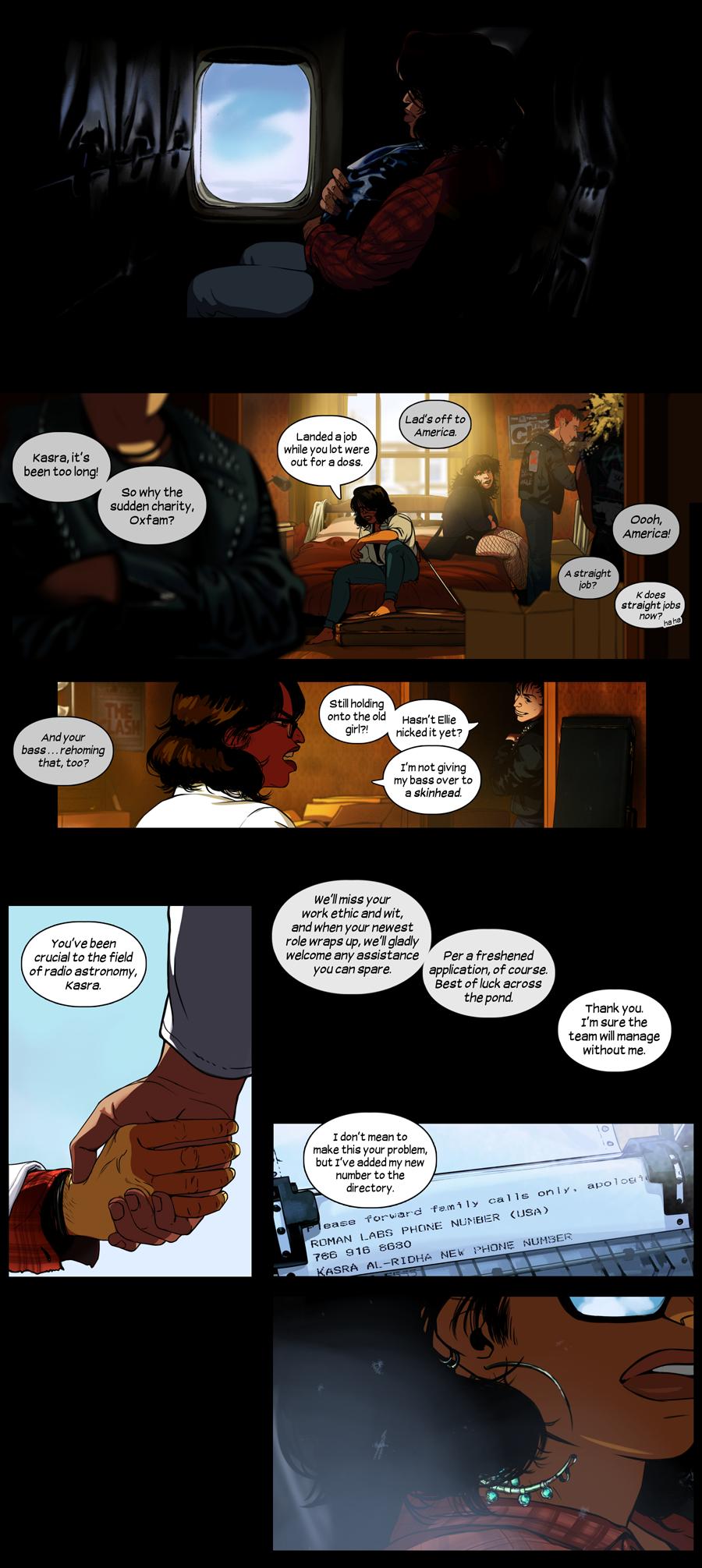Arc II – Chapter V. 1
