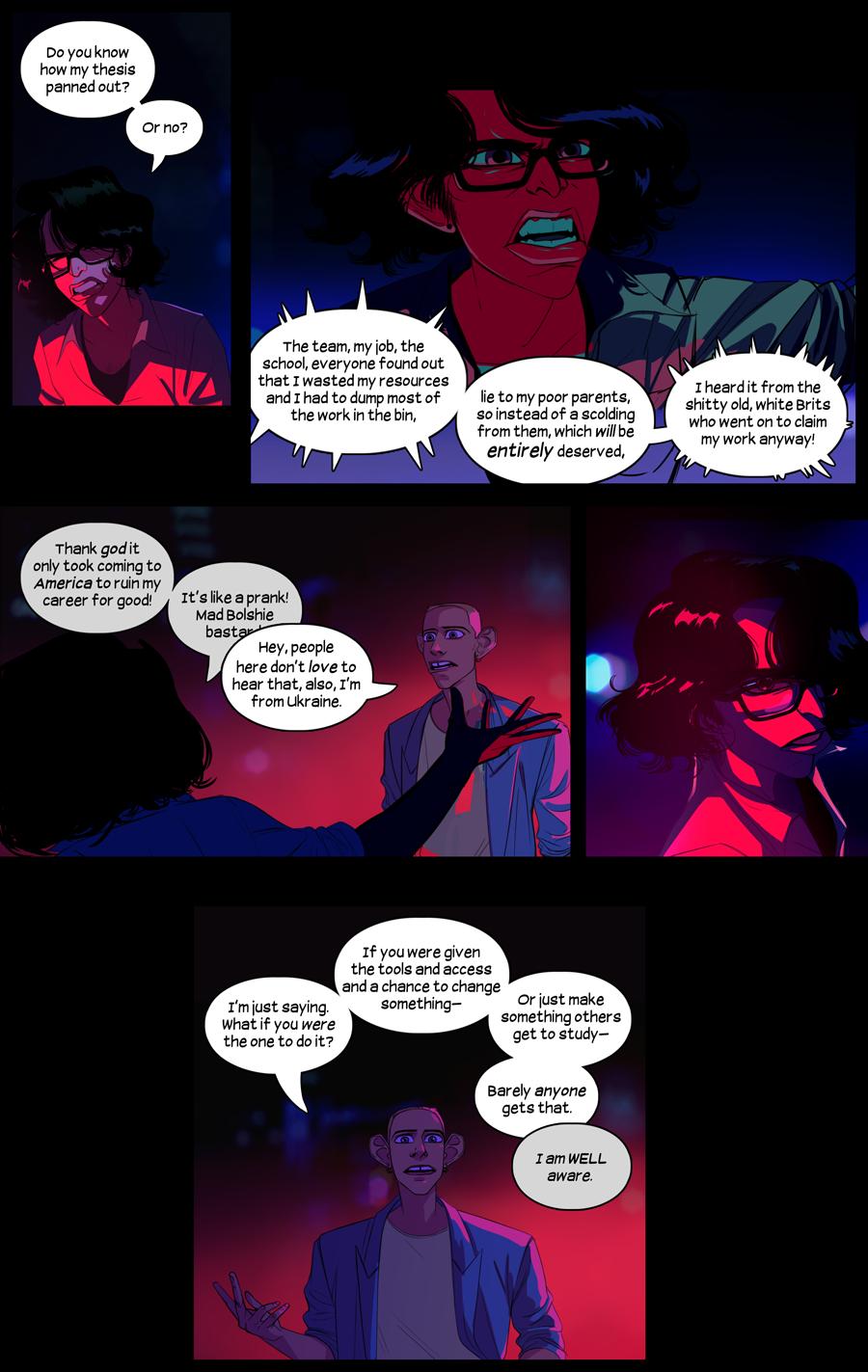 Arc II – Chapter V. 15