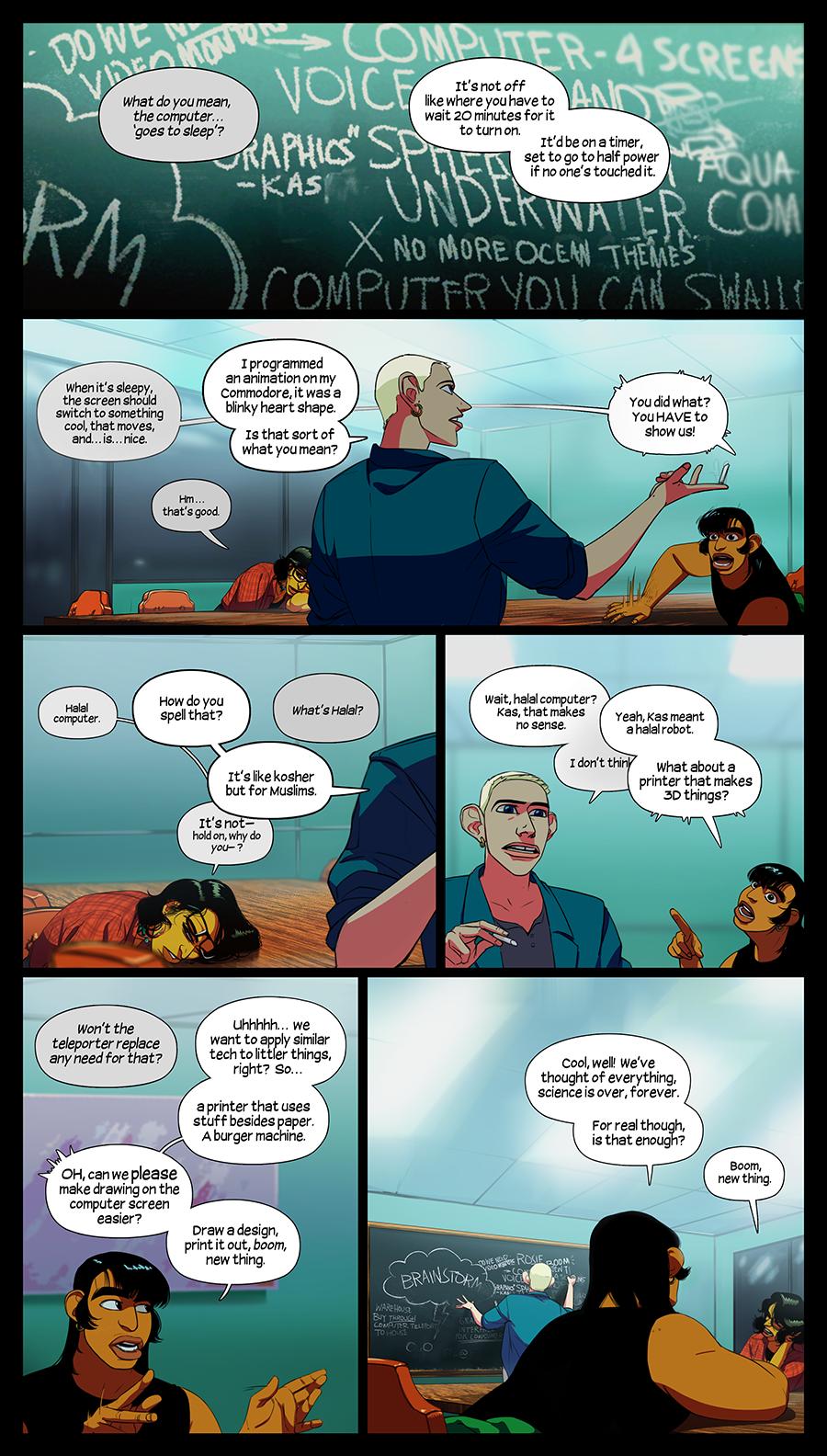 Arc III – Chapter V . 17