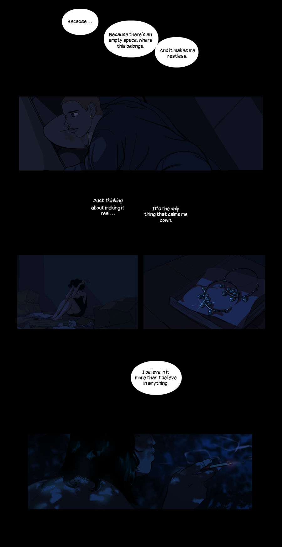 Arc II – Chapter V. 17
