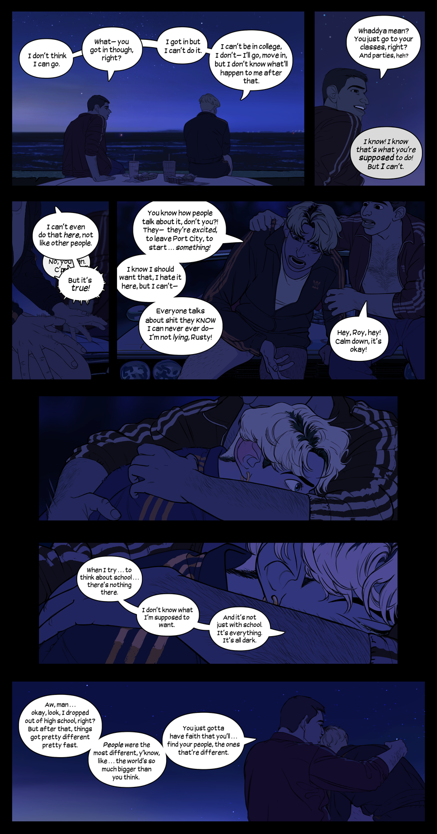 Arc III – Chapter VI . 23