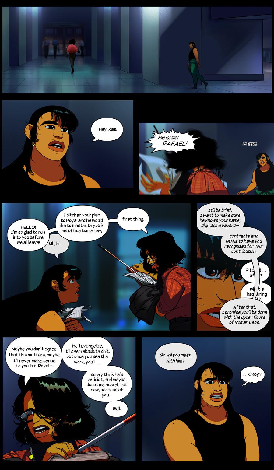 Arc II – Chapter VII . 13