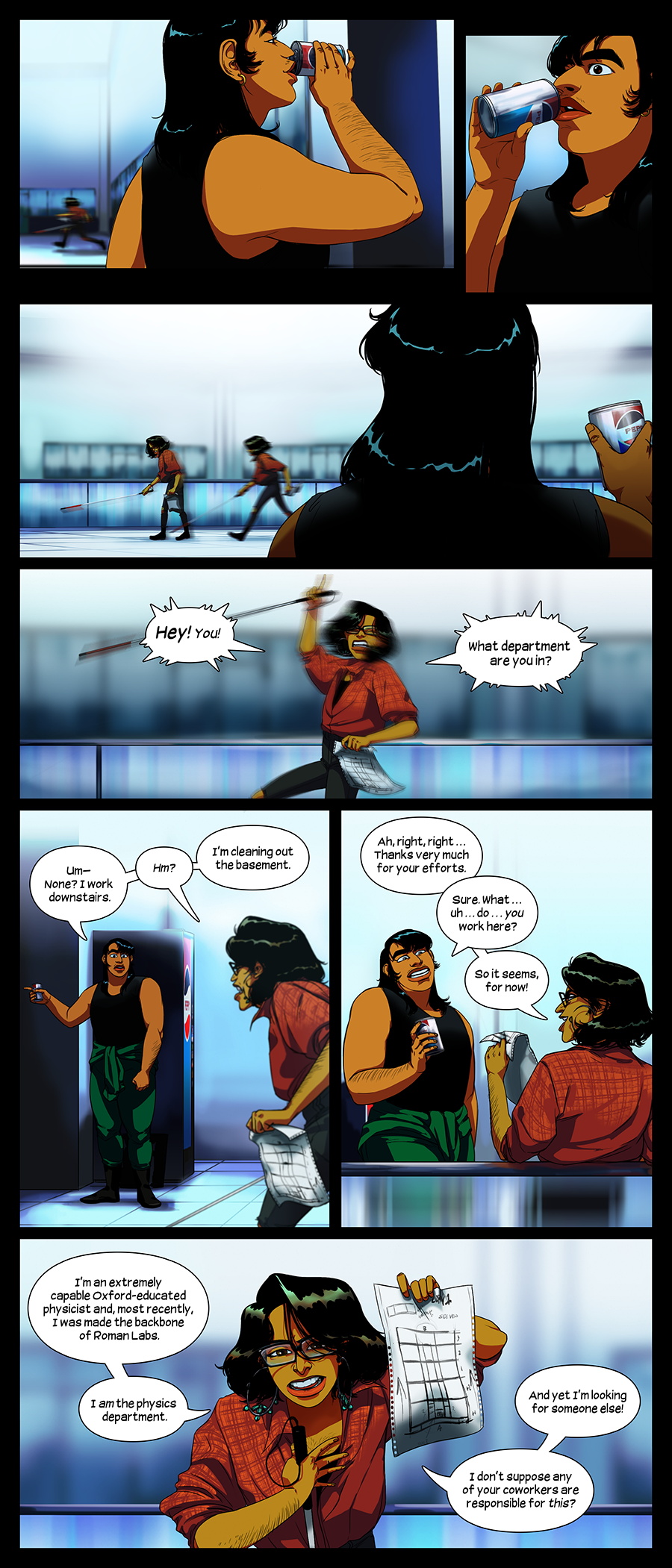 Arc II – Chapter VII . 3