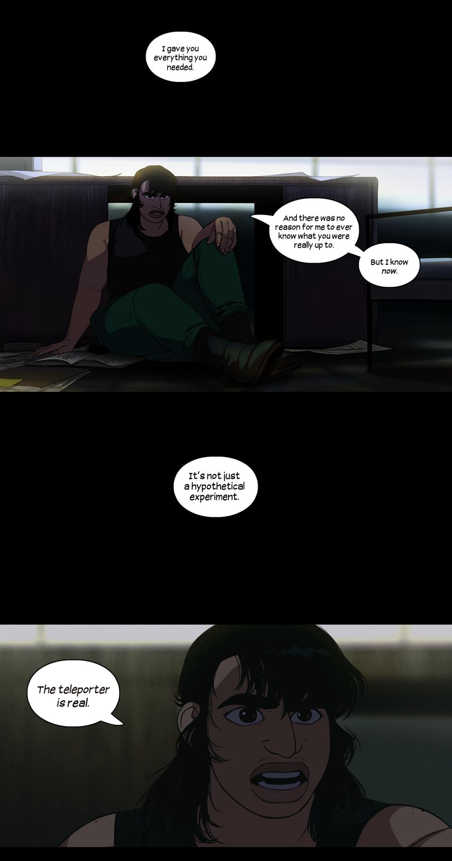 Arc II – Chapter VII . 22