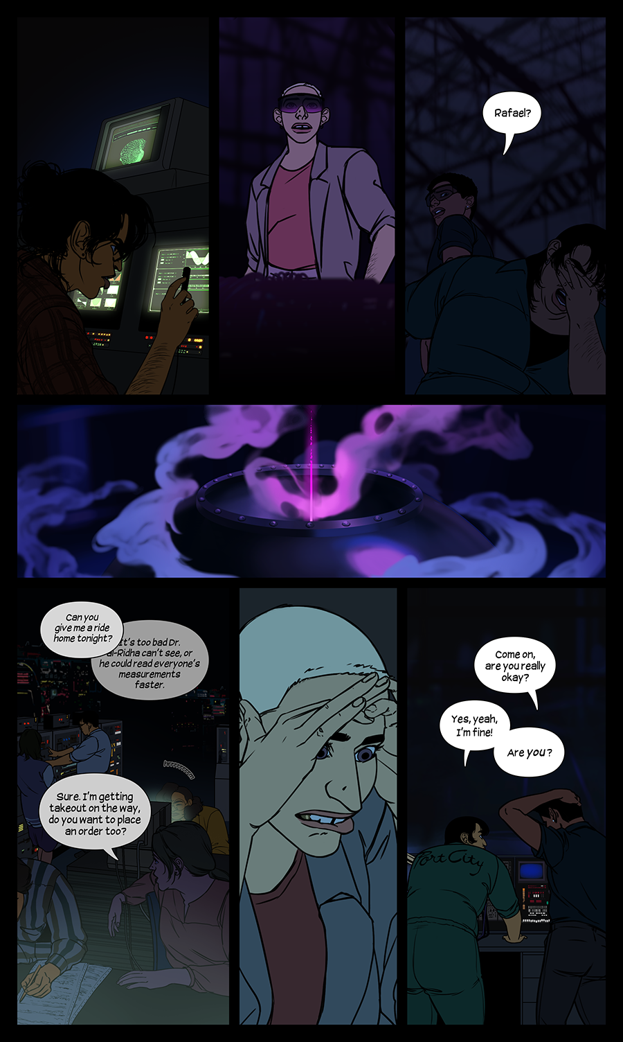 Arc III – Chapter IX . 23