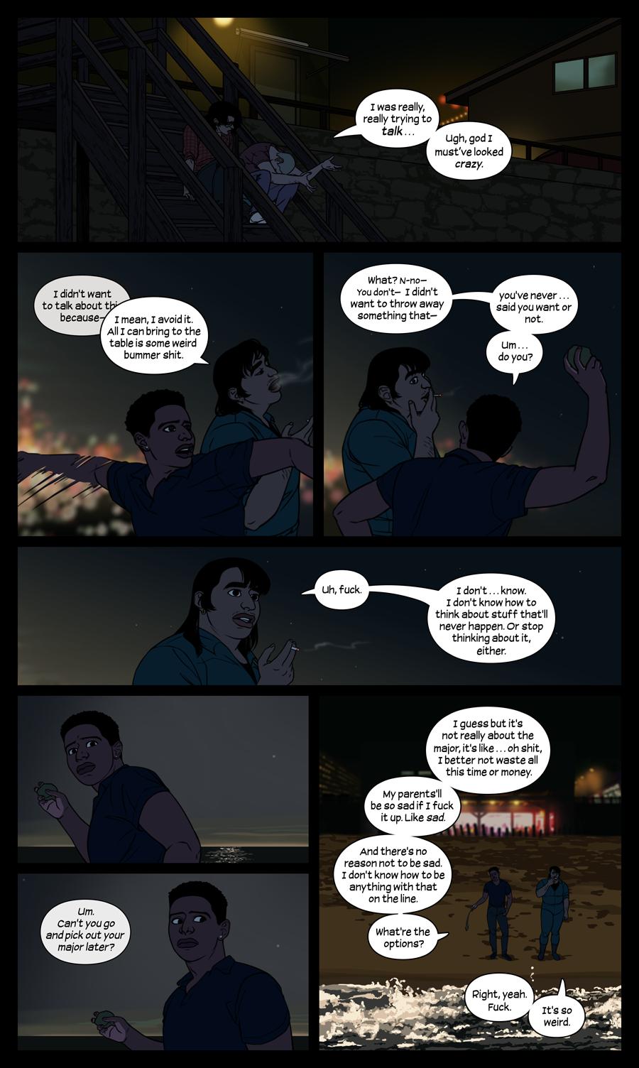 Arc III – Chapter IX . 33