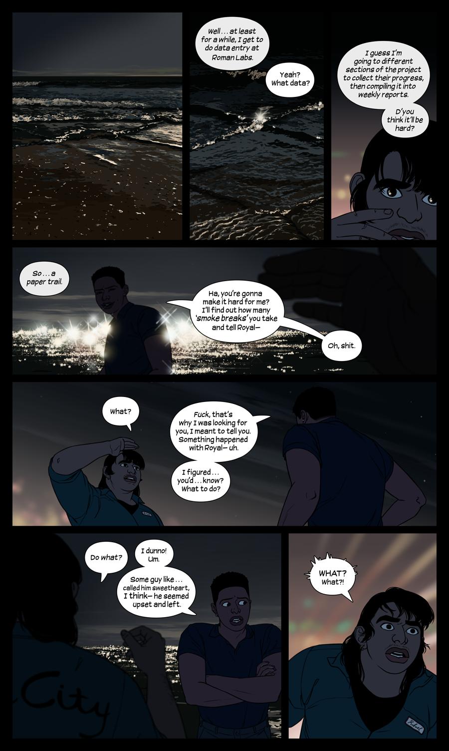 Arc III – Chapter IX . 34