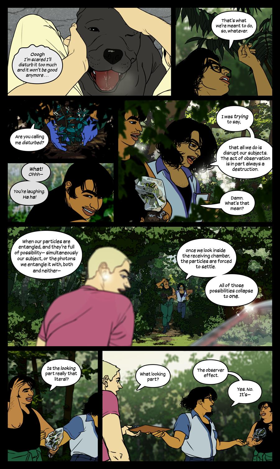 Arc III – Chapter X . 3