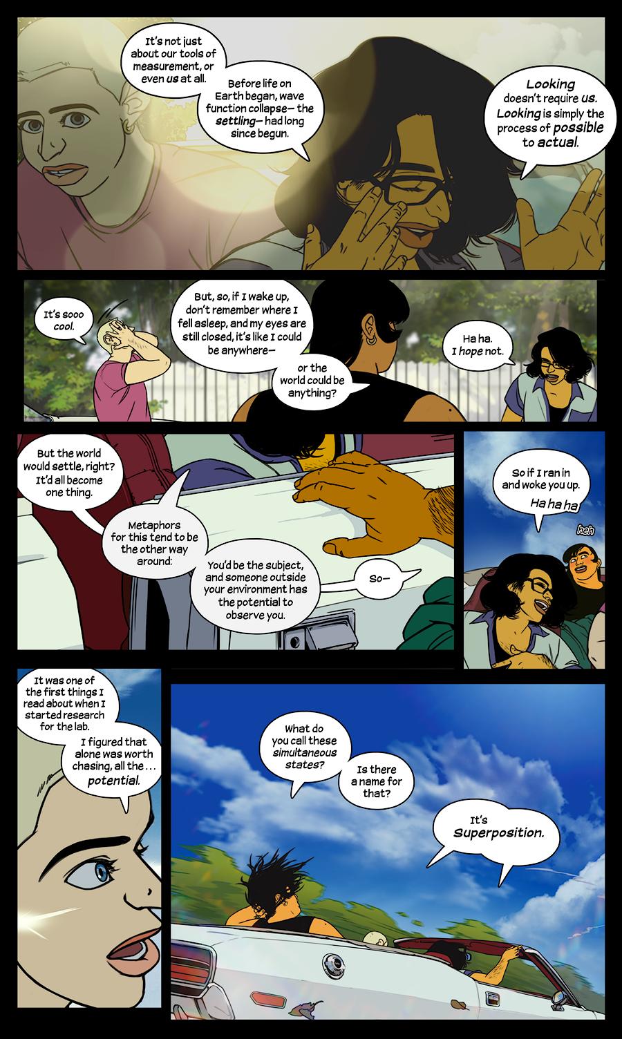 Arc III – Chapter X . 4